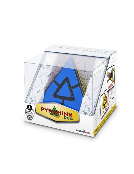 Casse-tête Pyraminx duo