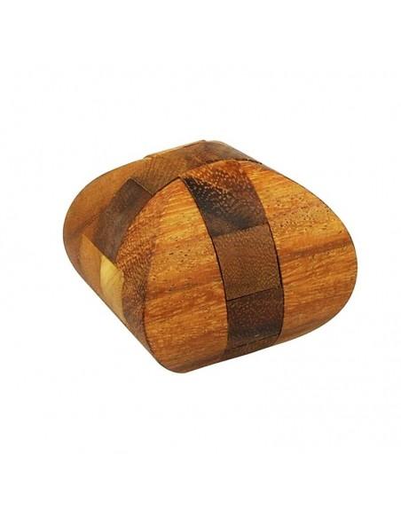 Casse tête en bois le pain dans le monde