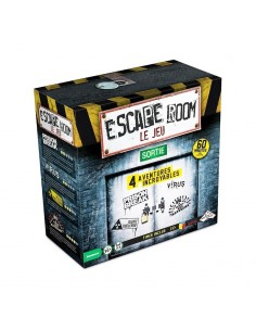Escape room le jeu riviera games