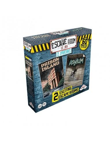 Escape room le jeu 2 joueurs