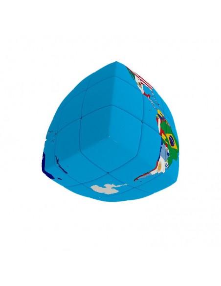 Casse-tête v-cube 3x3x nations-unies
