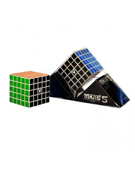 Casse tête v-cube 5x5 plat