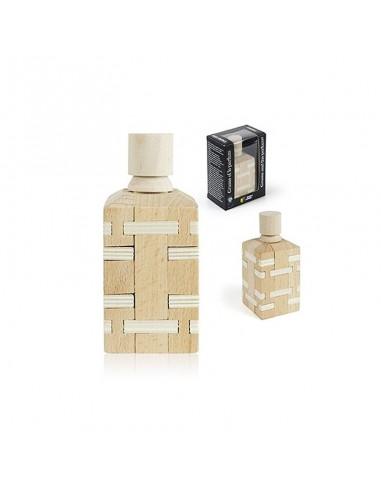 Grasse et le parfum le tour du monde en casse-tête en bois