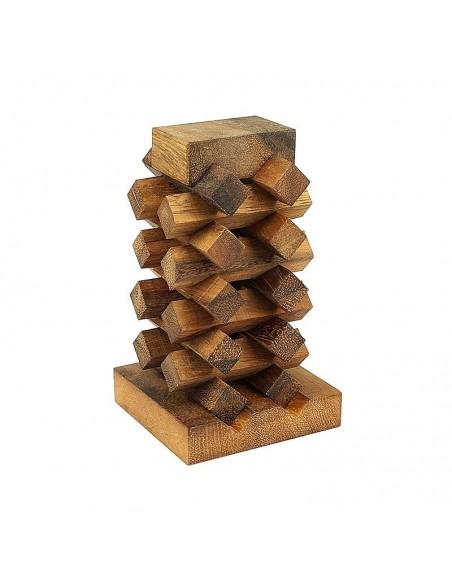 Casse-tête en bois La tour de Pise