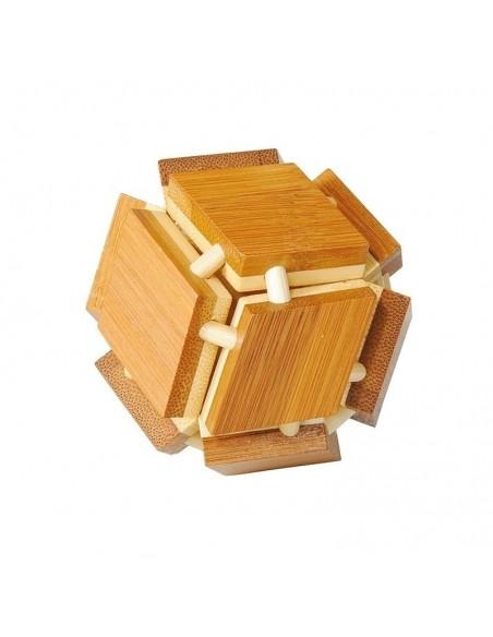 casse tète en bambou losange