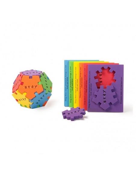 Space puzzle jouet éducatif
