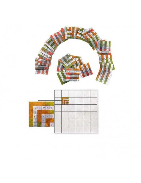 Puzzle 2d v-cube les travaux d'Hercules tome 1