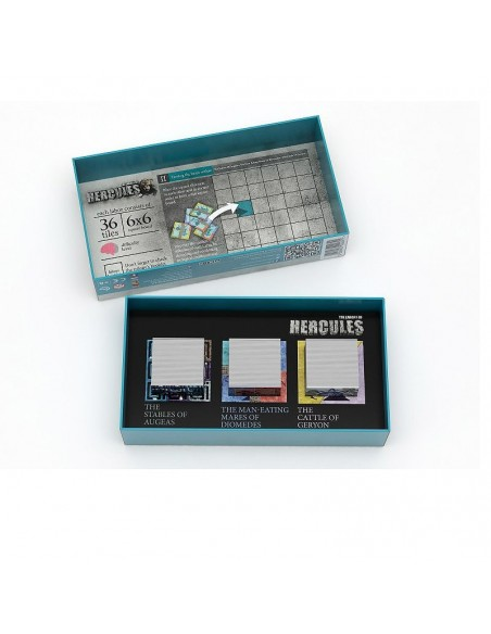 Puzzle 2d les 12 travaux d'Hercules tome 2 v-cube