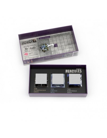 Puzzle 2d les 12 travaux d'Hercules tome 3 v-cube