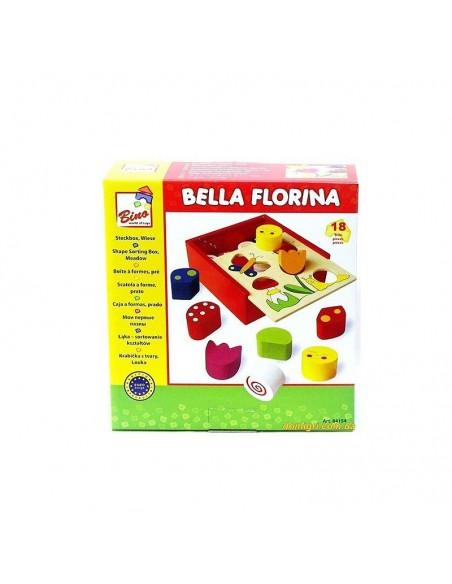 Jeu éducatif Bella Florina