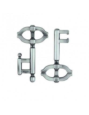 Casse-tête en métal Hanayama Cast key II