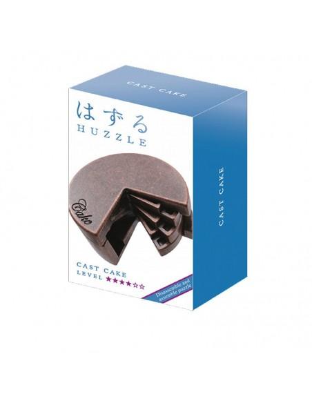 Casse-tête en métal Hanayama Cast Cake