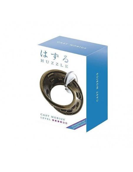 Casse-tête en métal Hanayama Mobius