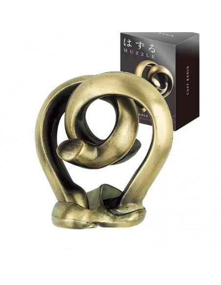 Casse-tête en métal Hanayama Cast Radix