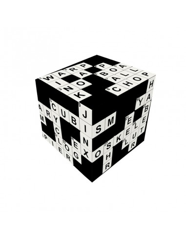 Casse-tête v-cube 3 crossword