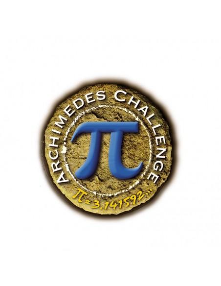 Archimedes challenge  Atom casse-tête en métal
