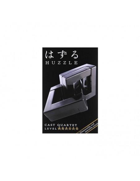 Casse-tête en métal Hanayama Cast Quartet