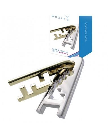 Casse-tête en métal Hanayama Cast Keyhole