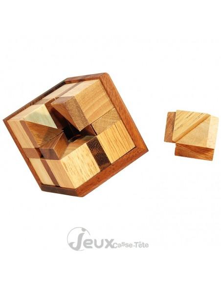 casse-tête en bois le Kobé