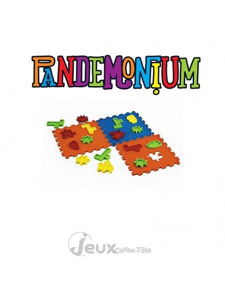 Pandemonium jeux de réflexion