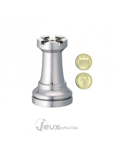 Hanayama chess puzzle rook