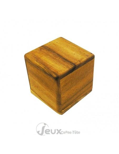 casse-tête en bois pyramide secrète