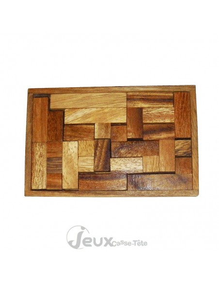 Yasumi casse-tête en bois