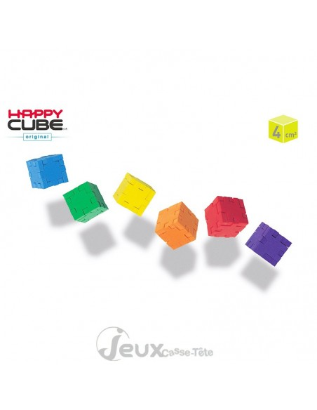 HAPPY CUBE niveau original