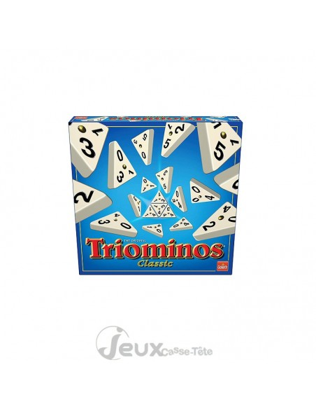 the original triominos classic