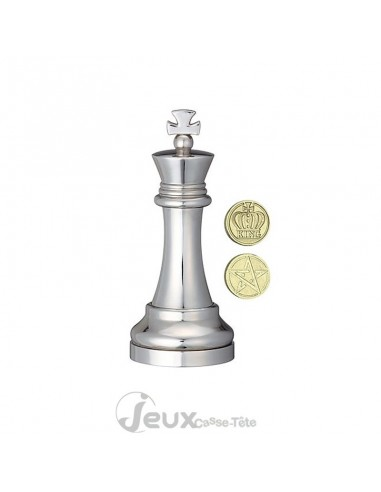 Chess puzzle King (roi) collection Hanayama