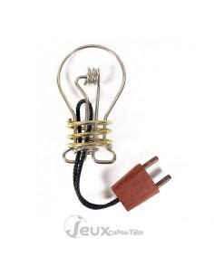 casse-tête métal light bulb constantin puzzle