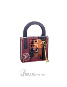 Lock Puzzle collection The Eistein casse-tête en bois