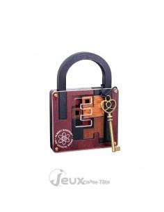 Lock Puzzle collection The Eistein casse-tête en bois