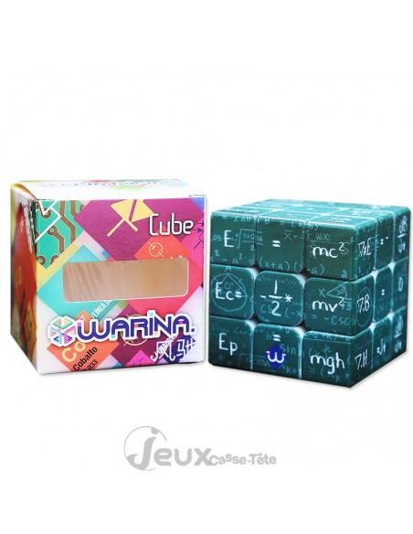 cube de vitesse mathématique