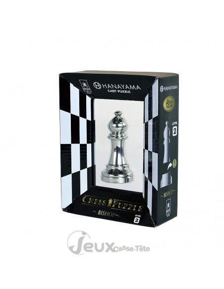 Chess puzzle Bishop collection Hanayama