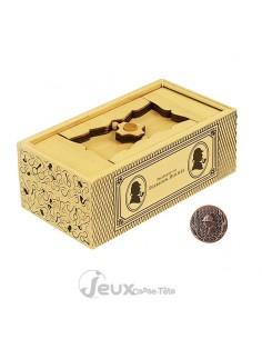 Boîte secrète Sherlock Holmes Professor Puzzle