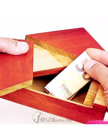 boîte secrète coffret mystérieux