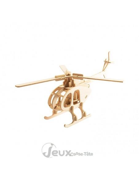 Puzzle 3D hélicoptère