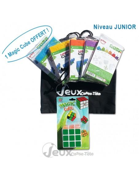 HAPPY CUBE niveau junior