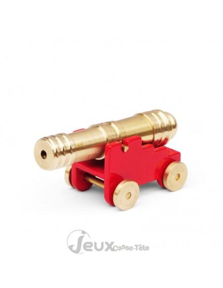 Casse-tête en métal le canon de Malte