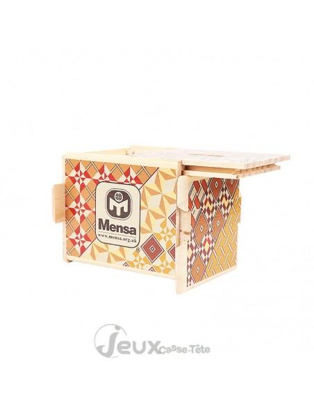 Boîte secrète Japonaise Mensa 12 étapes