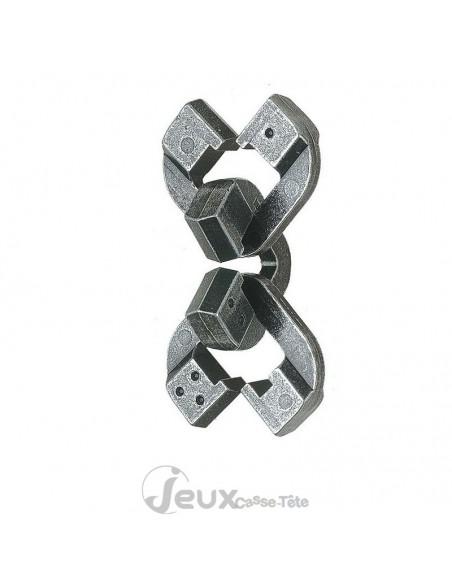 Casse-tête en métal Hanayama Cast Chain