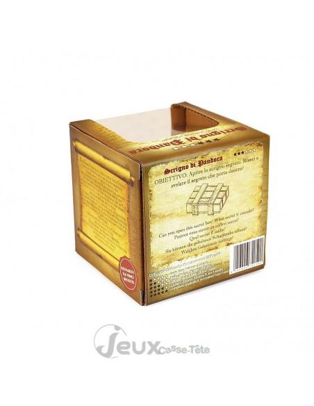 Boîte secrète