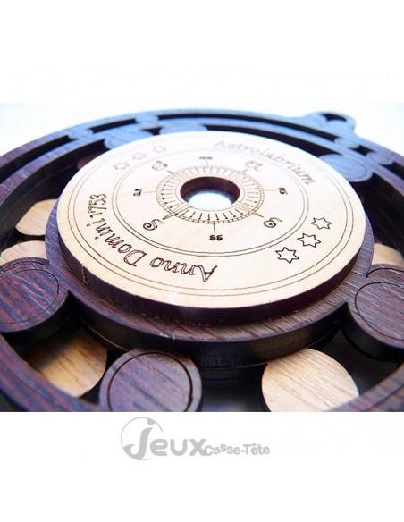 Casse-tête en bois Astrolabrium
