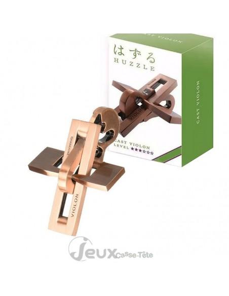 Casse-tête métal Hanayama Violon