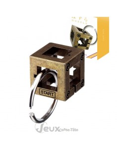 Casse-tête en métal Hanayama Cast box