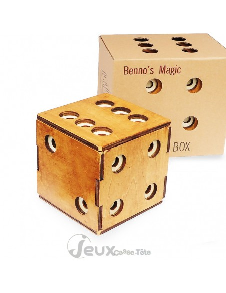 Boîtes secrète dice box