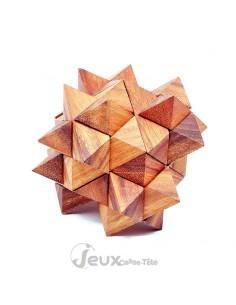 Casse-tête en bois Astéroïde
