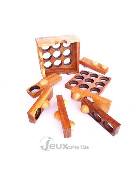 Casse-tête en bois Golf puzzle