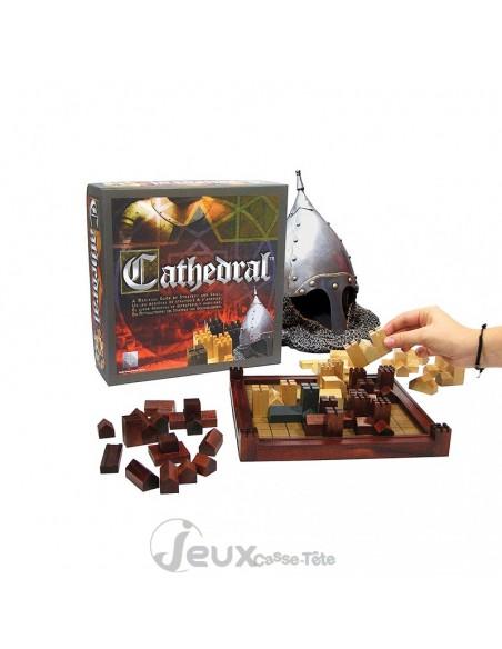 Cathedral jeu de stratégie médiéval